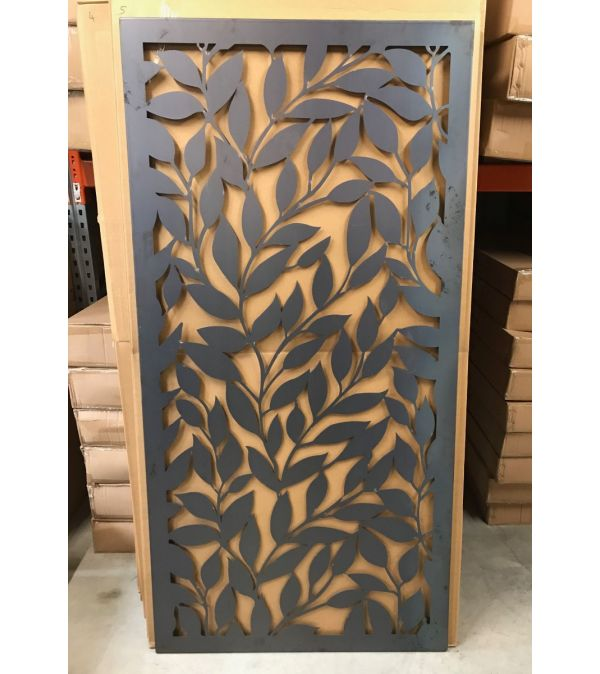 Corten Steel Garden Screen GR-15-20