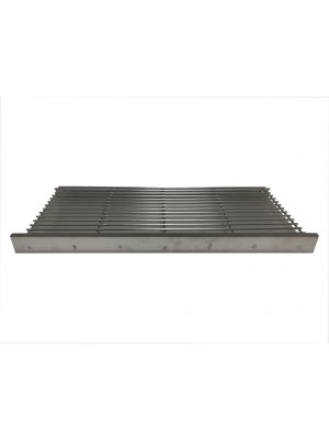 Stainless Steel DIY Brick BBQ Charcoal Grate & Ash Tray - 91cm x 40cm