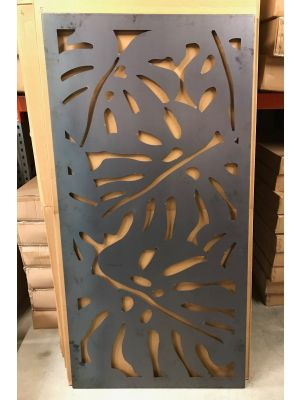 Corten Steel Garden Screen GR-15-18