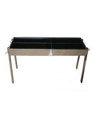 Extendable Stainless Steel BBQ