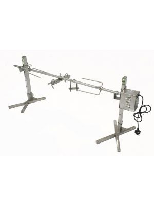 Tripod Rotisserie Spit - Up to 25KG