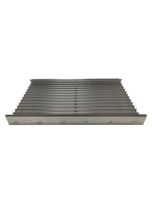 Stainless Steel DIY Brick BBQ Charcoal Grate & Ash Tray  - 67cm x 40cm