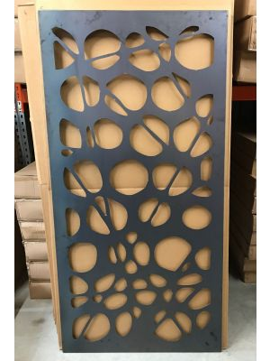 Corten Steel Garden Screen GR-15-16