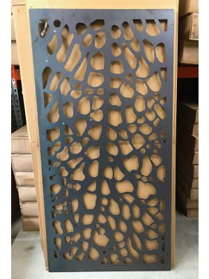 Corten Steel Garden Screen GR-15-17