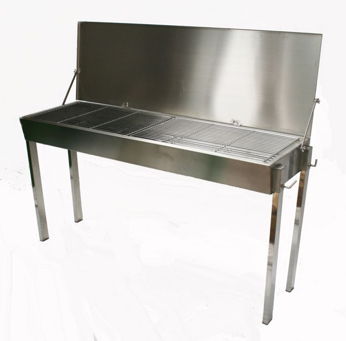 Stainless Steel Charcoal Bbq 3mm Grills